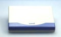 uniスタンプ台 2号サイズ・青
