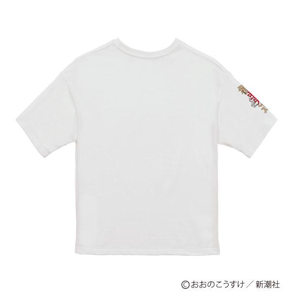 極主夫道ビッグシルエットTシャツ背面