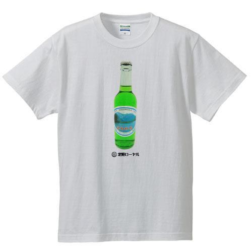 Tシャツ半袖ホワイトさわやか画像