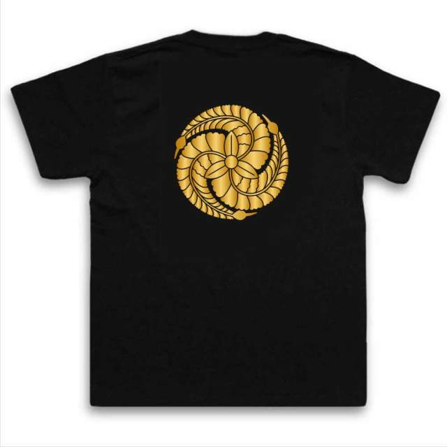 家紋Tシャツ商品画像|おもしろTシャツの俺流総本家