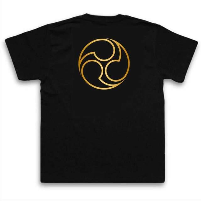 家紋Tシャツ商品画像 おもしろTシャツの俺流総本家