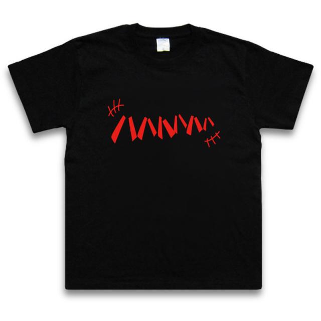 効果音Tシャツ【ハハハTシャツ】