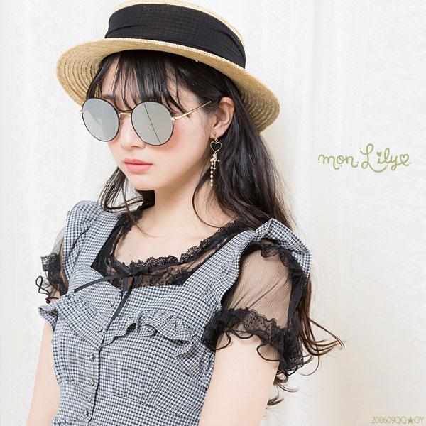 mon Lily サングラス 服飾小物・アクセサリ-・雑貨 レディース