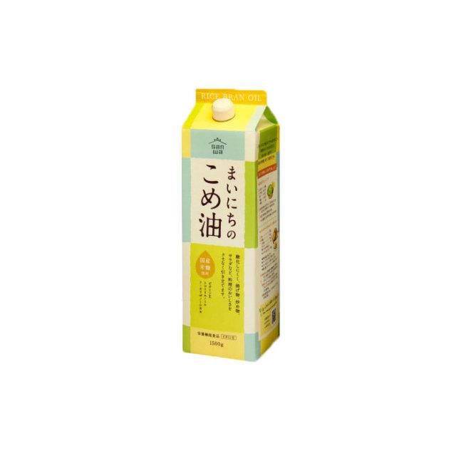 みづほ こめ油 1500g