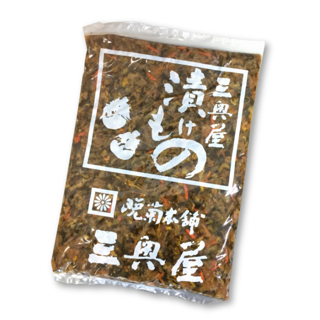 業務用特製 晩菊―山形の老舗 三奥屋