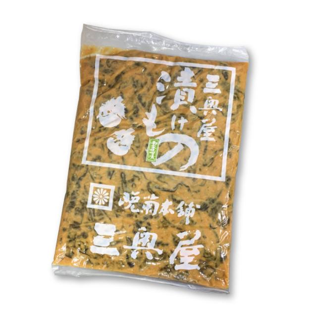 業務用元祖南蛮味噌(1kg)―山形の老舗 三奥屋