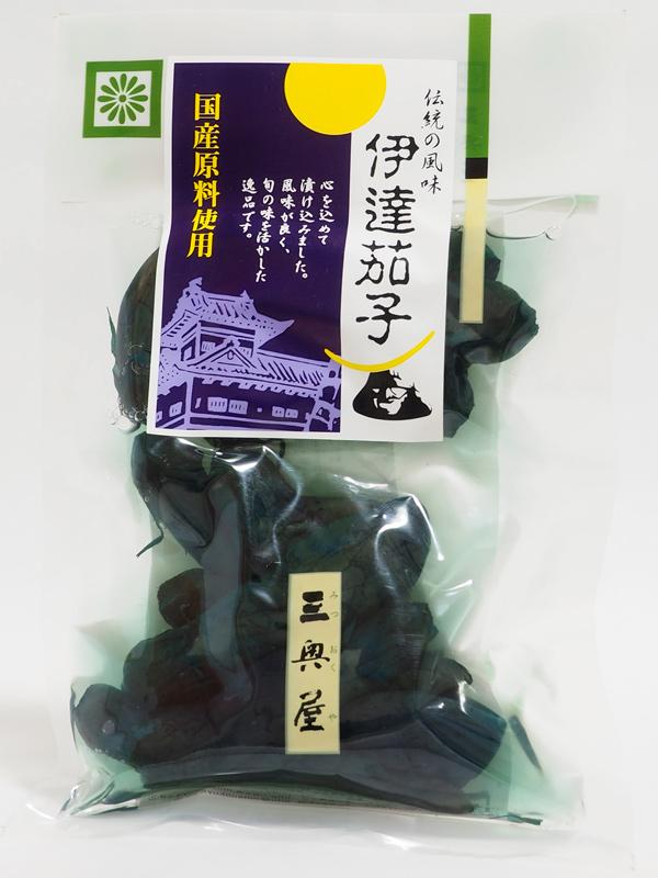 伝統の風味 伊達茄子