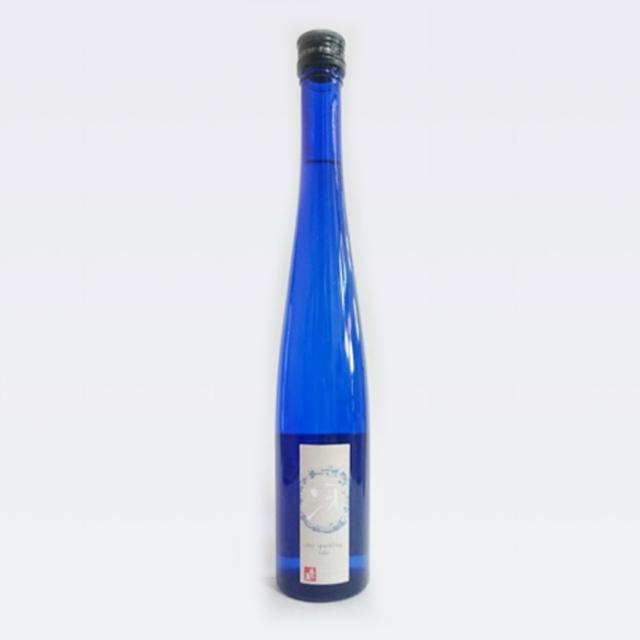 和田酒造  あら玉 Salute 冴 sae (375ml)すっきりとしたドライタイプのスパークリング酒