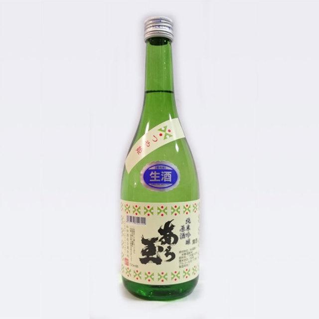 和田酒造 つや姫 純米吟醸 あら玉 生原酒 (720ml) 冷蔵便で発送!【1月~3月季節限定商品】