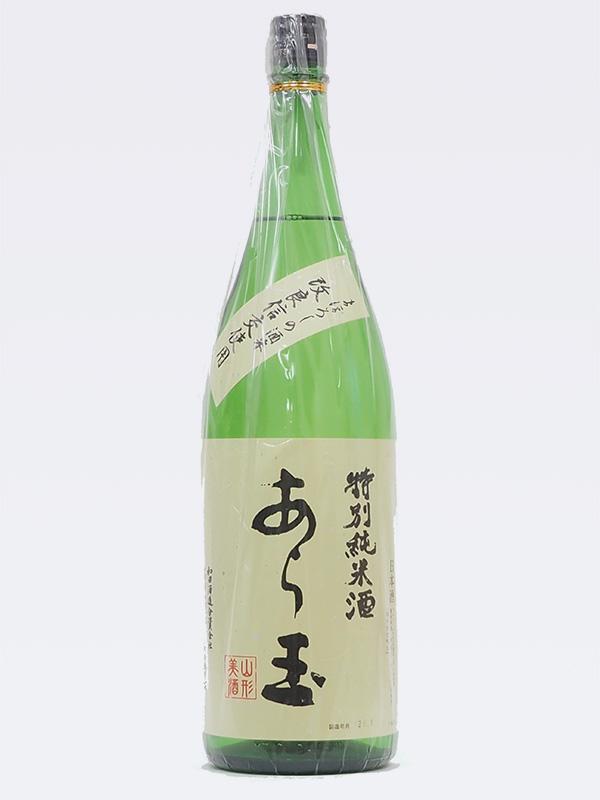 改良信交 特別純米酒 あら玉1.8L