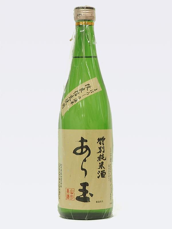 改良信交 特別純米酒 あら玉720ml