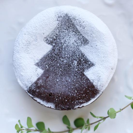 【アーモンドチョコレートケーキ4号 直径12センチ】 ※添加物不使用 グルテンフリー パティシエ手作り