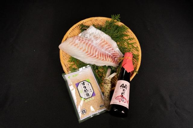 鯛めし 鯛茶漬けセット