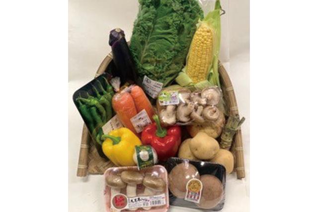 バーベキュー野菜セット