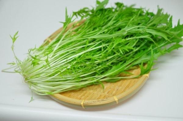 【東京野菜】 水菜 1パック (清瀬産など)