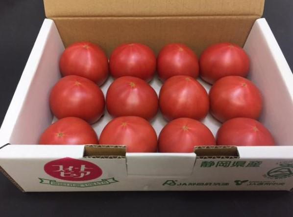 フルーツトマト箱 (1箱=10~13個程度) 北海道産