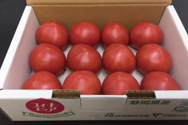フルーツトマト箱 1箱=10~13個程度 (静岡産など)