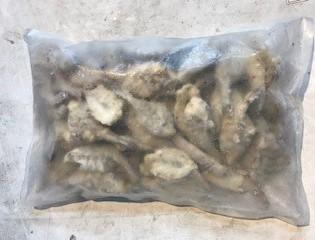 ガーリックシュリンプ  冷凍:インド産 1パック=1kg *加熱用