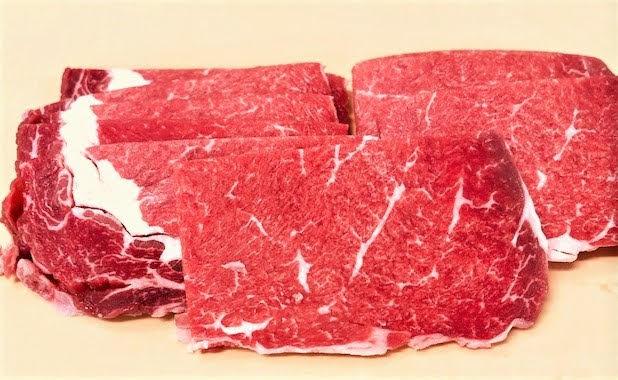 焼肉セット 牛リブロース&牛タン:合計300g                      オーストラリア産牛リブロース焼肉用200g+アイルランド産牛タンスライス焼肉用100g (真空パック冷凍)