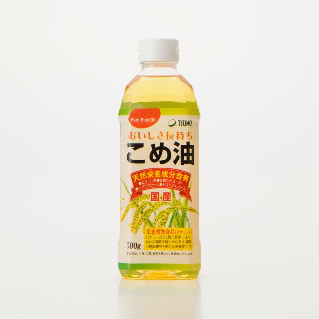 米油 1本=1500g (築野食品工業 *画像は500gとなっておりますが、商品は1500gです)