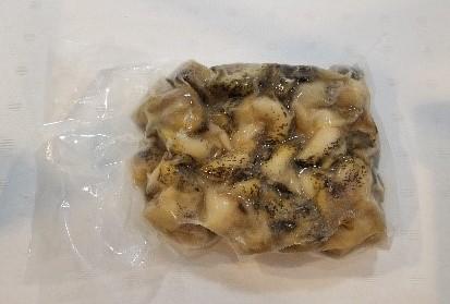 冷凍 ボイル 剥きつぶ貝 (生食用 1パック:500g) 茨城産など