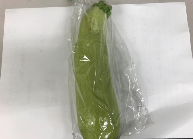 【東京野菜】 オリーブズッキーニ(金のみお届け) 八王子産