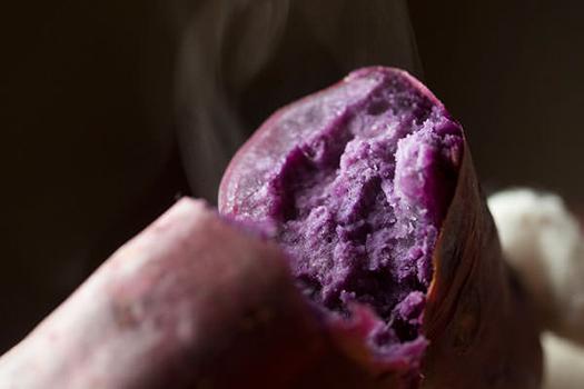 紫いも パープルスイートロード(千葉・茨城産など)Lサイズ1本