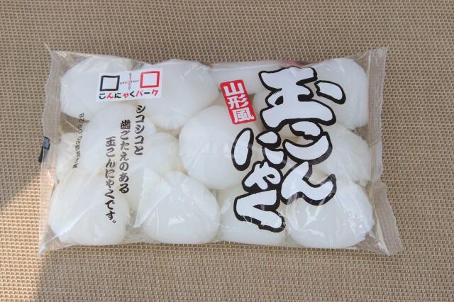白玉こんにゃく (メーカー:ヨコオデイリーフーズ) 1パック=300g