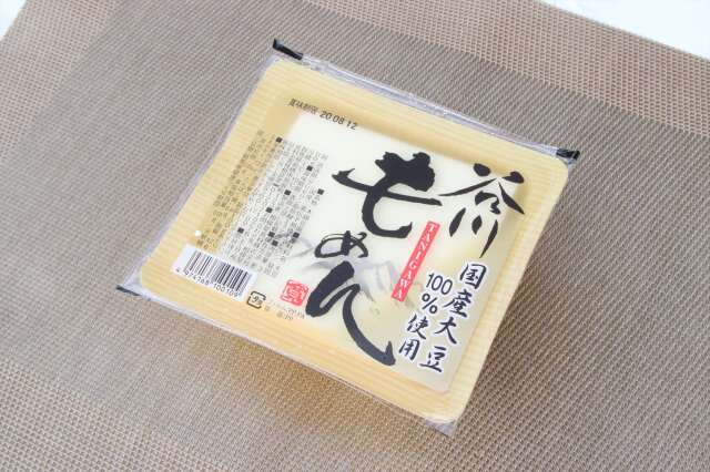 国産大豆使用 谷川木綿豆腐(メーカ:相模屋) 1パック:300g