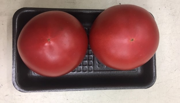 トマトパック Lサイズ 1パック=2個(チーズソース付き) 北海道産