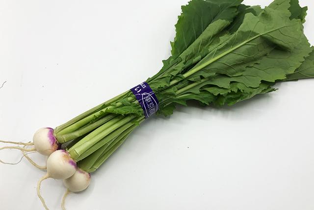 【東京野菜】ミニあやめ雪かぶ(西東京産) 1パック 火、金のみお届け可能(西東京産)