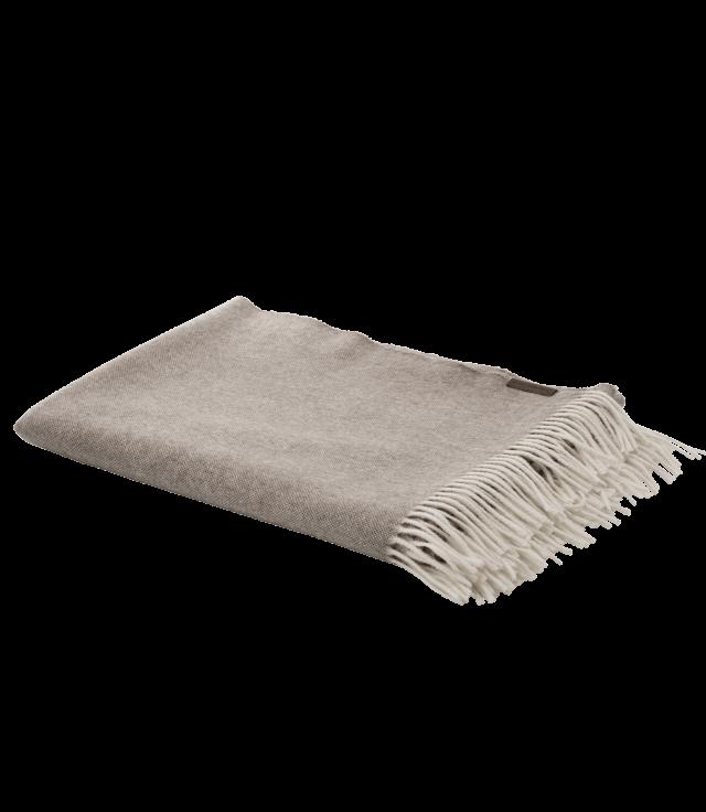 FRITZHANSEN(フリッツハンセン)cashmere throw(カシミアスロー),ブランケット,120cmx190cm