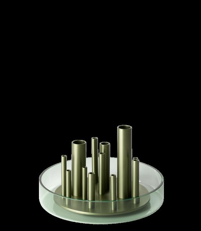 FRITZHANSEN(フリッツハンセン)Ikeru vase, low  (イケルベース ロー)フラワーベース/花瓶