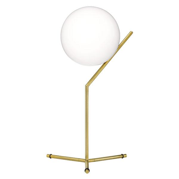 FLOS(フロス)IC LIGHTS(アイシーライト)T1 HIGH テーブルランプ GOLD(ゴールド)