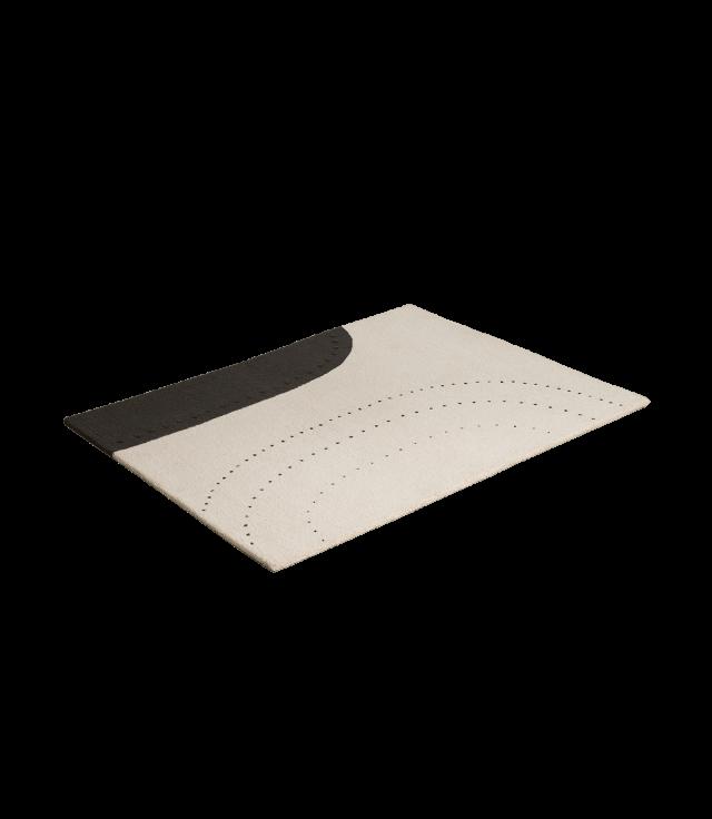 FRITZHANSEN(フリッツハンセン)Rugs dotted balance(ラグ, ドットバランス)ラグ/カーペット 103cmx130cm