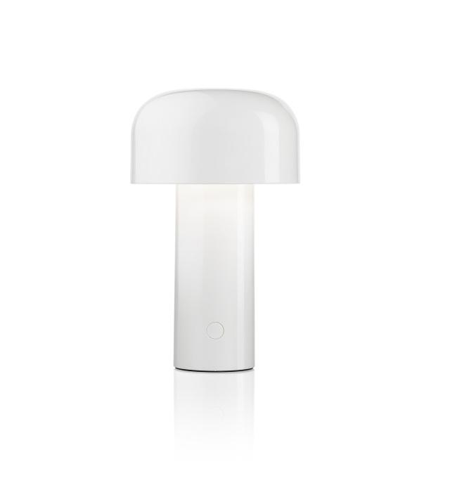 FLOS(フロス)BELLHOP(ベルホップ)WHITE(ホワイト)ワイヤレス テーブルランプ LED