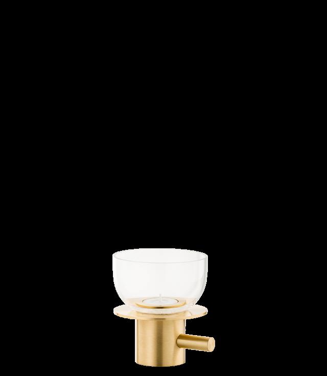 FRITZHANSEN(フリッツハンセン)Candle holder(キャンドルホルダー)ティーライト 高さ15.5cm 真鍮