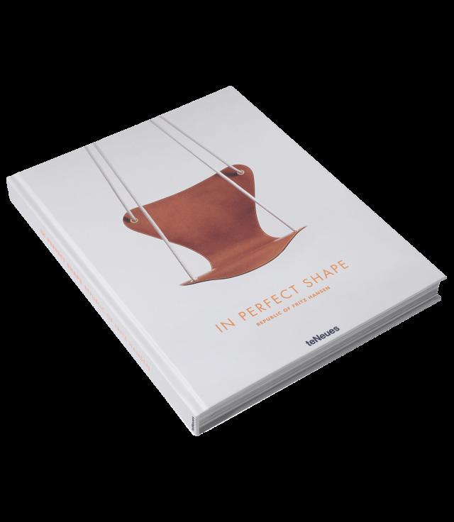 FRITZHANSEN(フリッツハンセン)coffetablebook(コーヒーテーブルブック)「in Perfect Shape」2017年版 書籍