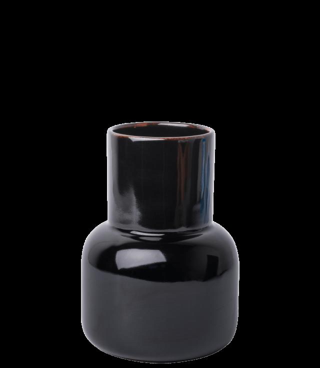 FRITZHANSEN(フリッツハンセン)vase(ベース)天目,フラワーベース/花瓶/陶器
