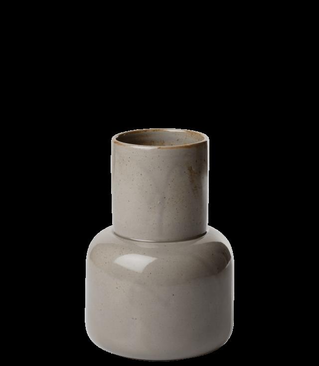 FRITZHANSEN(フリッツハンセン)vase(ベース)モスグレー,フラワーベース/花瓶/陶器