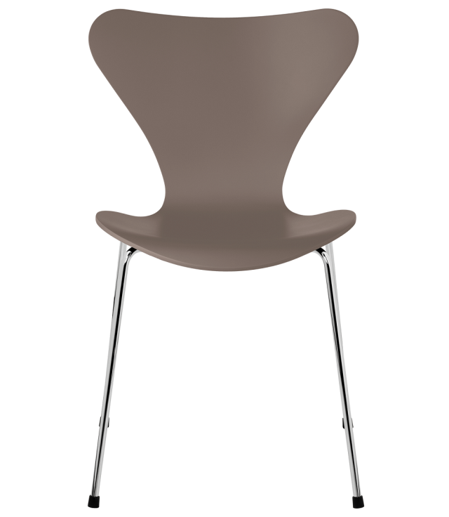 FRITZHANSEN(フリッツハンセン)serie7(セブンチェア)3107,  lacquer(ラッカー) DEEP CLAY (ディープクレイ)ベースカラー選択可