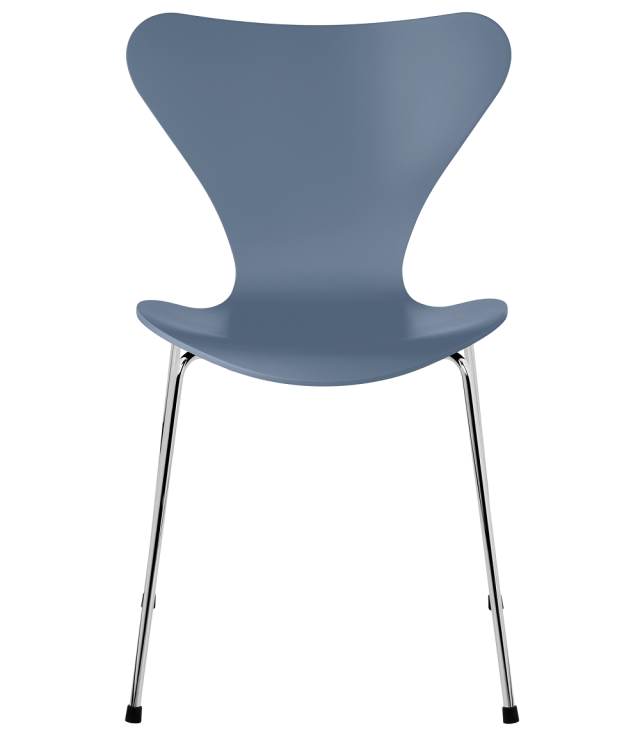 FRITZHANSEN(フリッツハンセン)serie7(セブンチェア) lacquer(ラッカー) DUSK BLUE (ダスクブルー)ベースカラー選択可