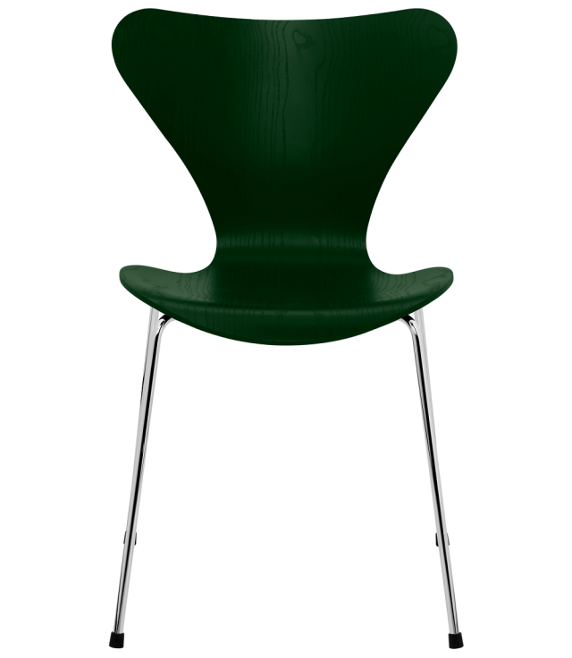 FRITZHANSEN(フリッツハンセン)serie7(セブンチェア)coloured ash(カラードアッシュ) EVER GREEN (エバーグリーン)ベースカラー選択可