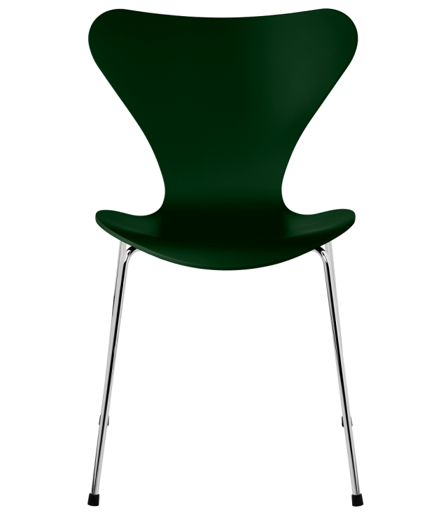 FRITZHANSEN(フリッツハンセン)serie7(セブンチェア)3107,  lacquer(ラッカー) EVER GREEN (エバーグリーン)ベースカラー選択可
