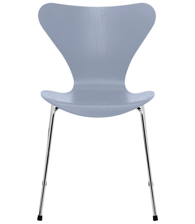 FRITZHANSEN(フリッツハンセン)serie7(セブンチェア)3107, coloured ash(カラードアッシュ) LAVENDER BLUE (ラベンダーブルー)ベースカラー選択可