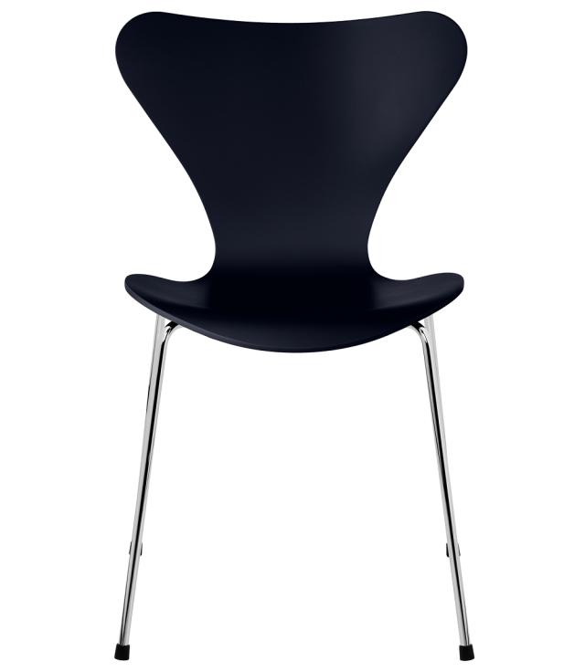 FRITZHANSEN(フリッツハンセン)serie7(セブンチェア) 3107, lacquer(ラッカー) MIDNIGHT BLUE (ミッドナイトブルー)ベースカラー選択可