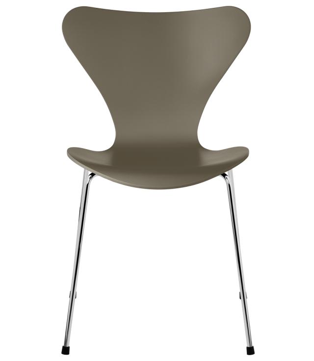 FRITZHANSEN(フリッツハンセン)serie7(セブンチェア) lacquer(ラッカー) OLIVE GREEN (オリーブグリーン)ベースカラー選択可