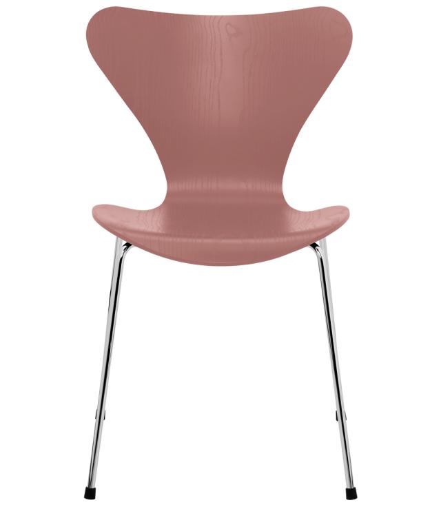FRITZHANSEN(フリッツハンセン)serie7(セブンチェア)3107, coloured ash(カラードアッシュ) WILD ROSE (ワイルドローズ)ベースカラー選択可
