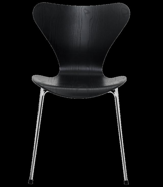 FRITZHANSEN(フリッツハンセン)serie7(セブンチェア)coloured ash(カラードアッシュ)black(ブラック)