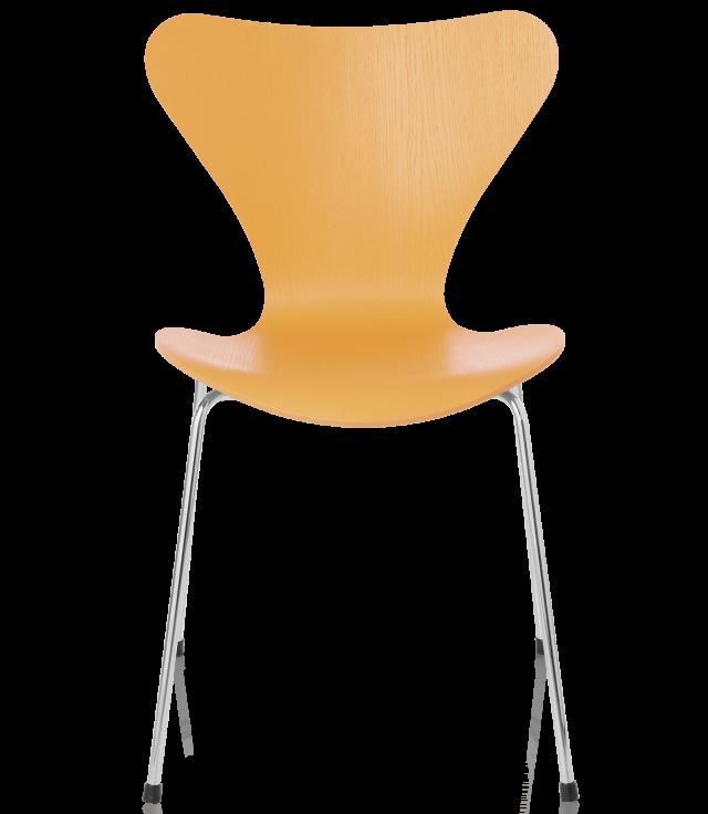 FRITZHANSEN(フリッツハンセン)serie7(セブンチェア)coloured ash(カラードアッシュ)egyptian yellow(エジブシャンイエロー)